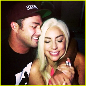 Lady Gaga Says Taylor Kinney Proposed With a Ring Pop!