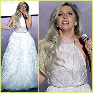 Lady Gaga's 'Sound of Music' Oscars 2015 Performance (Video)