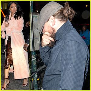 Leonardo DiCaprio & Rihanna Party at the Same Nightclub, Fuel Dating Rumors
