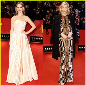 Lily James' Waist Was Not Digitally Altered in 'Cinderella' Trailer