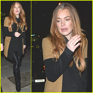 Lindsay Lohan's Celebrity Fashion App Heads to Court