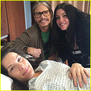 Liv Tyler's Dad Steven Releases Statement Following Her Baby Boy News
