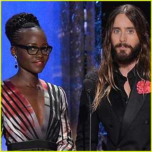 Previous Winners Lupita Nyong'o & Jared Leto Return as Oscars 2015 Presenters