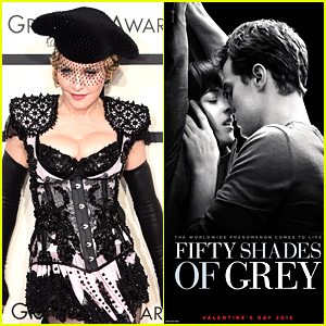 Madonna Bashes 'Fifty Shades of Grey': 'It's Not Very Sexy'