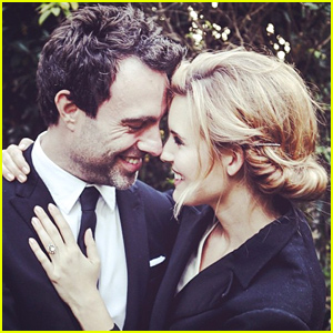 Maggie Grace: Engaged to Matthew Cooke - See Her Gorgeous Ring!