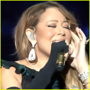 Mariah Carey Has Unfortunate Lip Sync Fail During 'Fantasy'