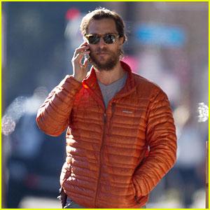 Matthew McConaughey's Civil War Drama Adds Keri Russell & More