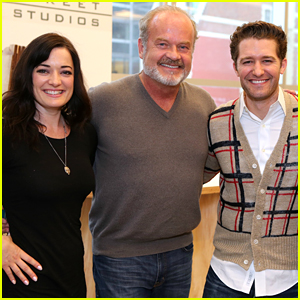 Matthew Morrison Begins Rehearsals for Broadway Return in 'Finding Neverland'