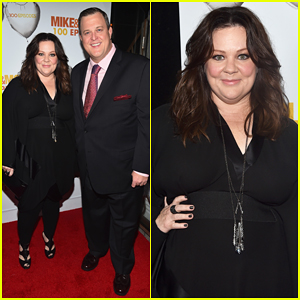 Melissa McCarthy & Billy Gardell Celebrate 'Mike & Molly' 100th Episode