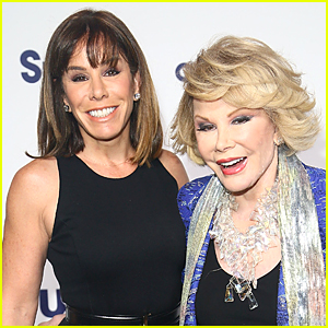 Joan Rivers' Daughter Melissa Responds to Oscars 2015 Memoriam Snub