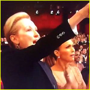 Meryl Streep Totally Agrees with Patricia Arquette's Equal Rights Plea - Watch Here!