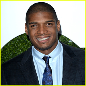Michael Sam Signs On for 'Dancing with the Stars' Season 20!