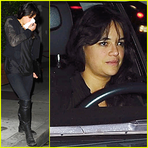 Michelle Rodriguez Shares Favorite Part From Oscars 2015