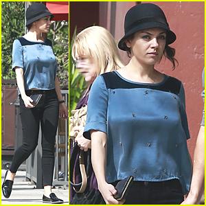 Mila Kunis' Beau Ashton Kutcher Kept Prosthetic Penis for 'Two and a Half Men'