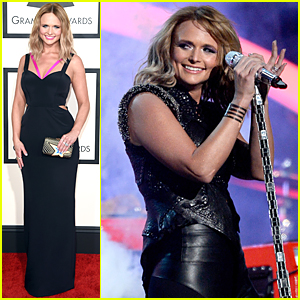 Miranda Lambert Performs 'Little Red Wagon' at Grammys 2015 (Video)