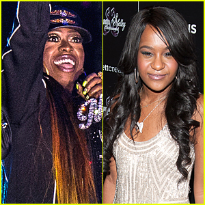 Missy Elliott Says Bobbi Kristina Brown Is Like a 'Little Sister To Me'