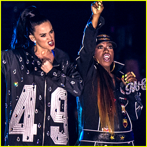 Missy Elliott On Track for 1000% Post-Super Bowl Sales Bump!