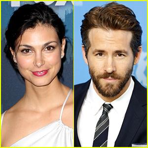 Morena Baccarin Lands 'Deadpool' Female Lead Opposite Ryan Reynolds!