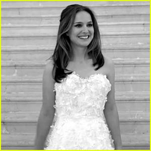 Natalie Portman Plays a Runaway Bride in New 'Dior' Short Film