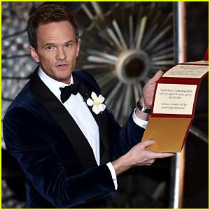Neil Patrick Harris' Oscars 2015 Predictions Came True! (Video)