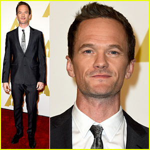 Neil Patrick Harris Promises a 'F-cking Hilarious' Oscars 2015 at the Nominees Luncheon!