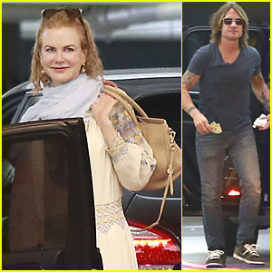 Nicole Kidman & Keith Urban Make Time Together During Valentine's Day Weekend