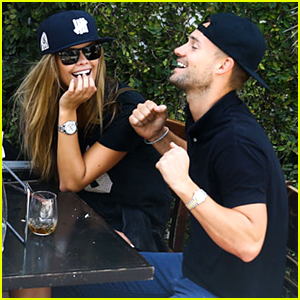 Nina Agdal Shares Cute Moments with Her Boyfriend in Miami