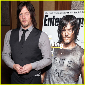 Norman Reedus Says He Can Play 'Walking Dead' Character Daryl Until He's 75!