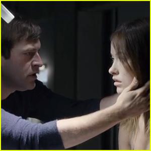 Olivia Wilde Scares Mark Duplass In 'Lazarus Effect' Clip (Exclusive)