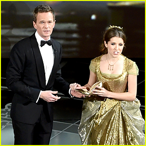 Oscars 2015 Opening Number Video - Neil Patrick Harris & Anna Kendrick Perform 'Moving Pictures'!