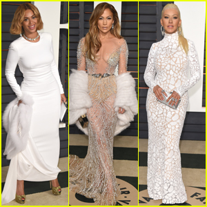 2015 Oscars After Parties - All the Celeb Photos!
