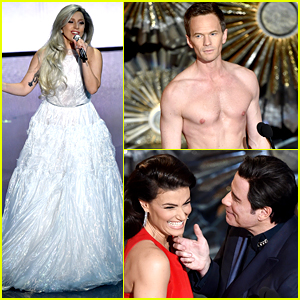 Oscars 2015 - Full Show Coverage!