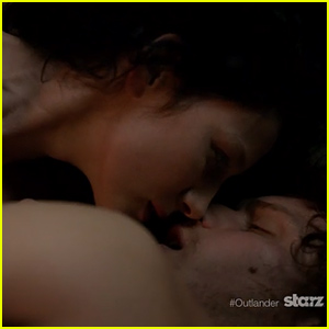 Sam Heughan & Caitriona Balfe Star in Steamy 'Outlander' Trailer - Watch Now!
