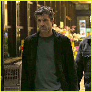 Patrick Dempsey Makes a Late Run For Groceries