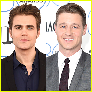 Paul Wesley & Ben McKenzie Look Sharp For Spirit Awards 2015