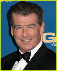 Pierce Brosnan Watched His House Catch Fire