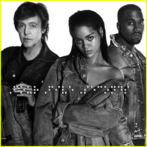 Rihanna, Kanye West, & Paul McCartney to Perform 'FourFiveSeconds' at Grammys 2015