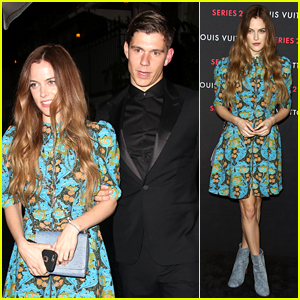 Riley Keough Steps Out with Husband One Day After Wedding!