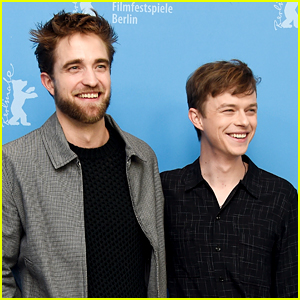 Robert Pattinson Rocks Scruffy Look in Berlin, Lands New Movie