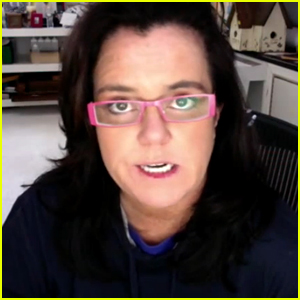Rosie O'Donnell Explains 'View' Departure in New Video Blog