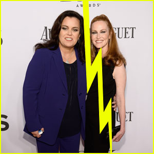 Rosie O'Donnell Files for Divorce from Michelle Rounds