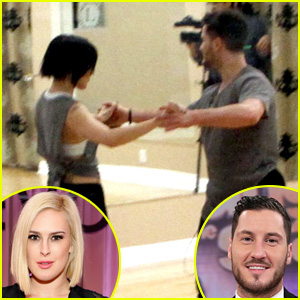 Are Rumer Willis & Val Chmerkovskiy Teaming Up for 'Dancing With the Stars'?