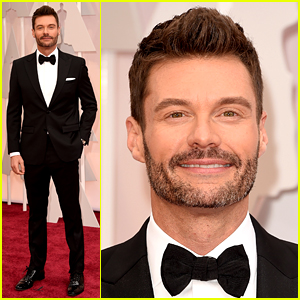 Ryan Seacrest Kicks Off Oscars 2015 Red Carpet Coverage