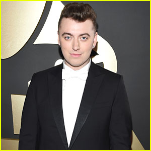 Sam Smith Gets Ready for His Big Performance at Grammys 2015