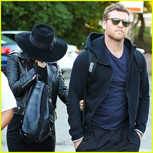 Sam Worthington & Lara Bingle Enjoy Couples Spa Session