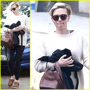 Scarlett Johansson Agrees To Take 'Psychopath Test'
