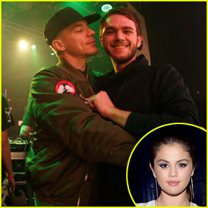 Selena Gomez Has to 'Watch Out' as Diplo Tries to Steal Zedd