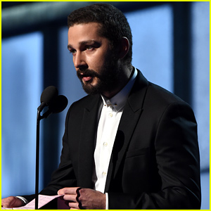 Shia LaBeouf's Grammys 2015 Poem for Sia Explained!