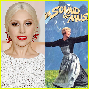 'The Sound of Music' - Will Lady Gaga Sing It at Oscars 2015?!