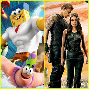 'The SpongeBob Movie' Beats 'Jupiter Ascending' at Box Office